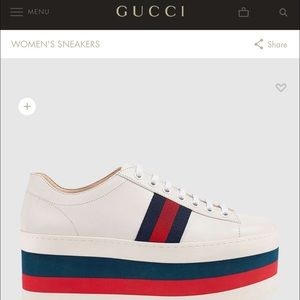 117ebfceca8 Gucci Shoes - Gucci sneakers